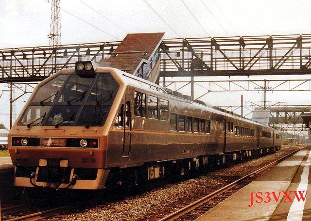 1985 JR北海道 アルファコンチネンタル