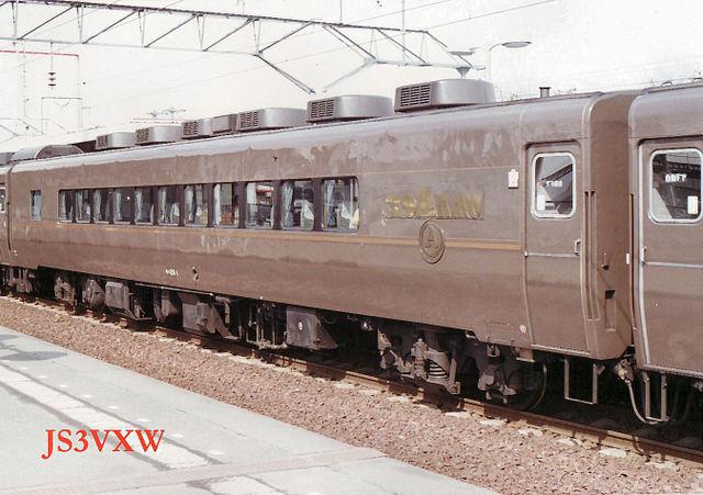 1985 JR北海道 アルファコンチネンタル③ キハ29 1