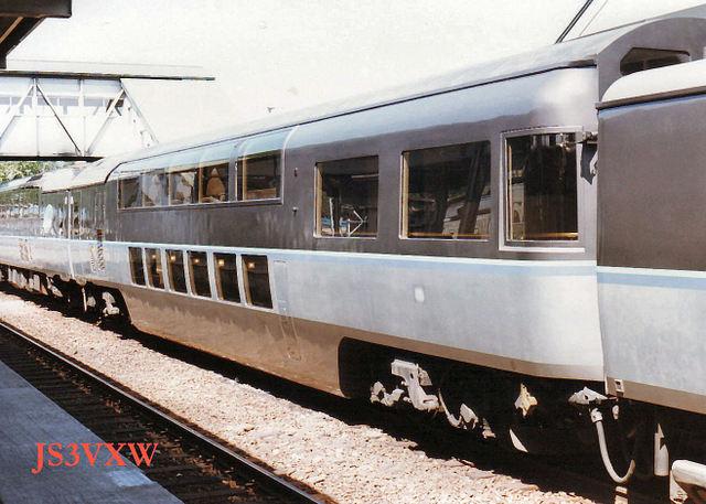 1989 JR北海道 クリスタルエクスプレス② キサロハ182 5101_