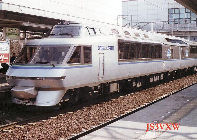 1989 JR北海道 クリスタルエクスプレス③ キハ183 5102
