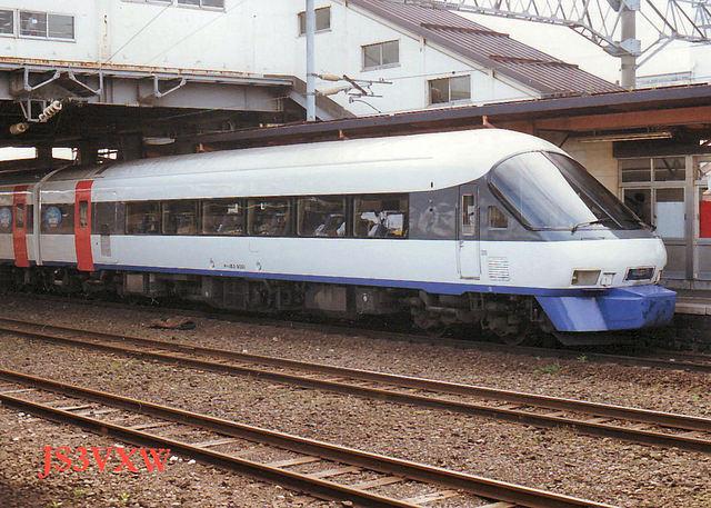 1988 JR北海道 はこだてエクスプレス① キハ183 5001