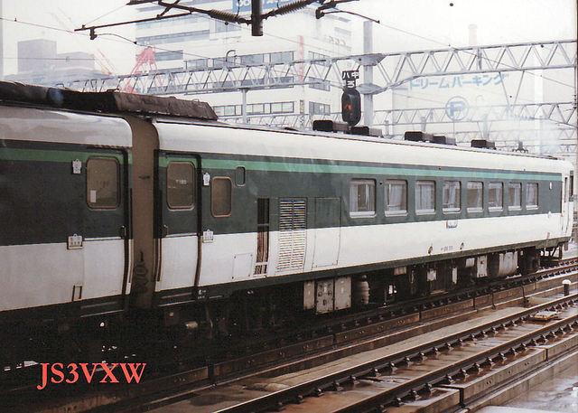 H2 くつろぎ キハ56 551
