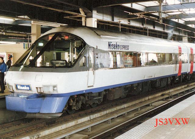 1988 JR北海道 ニセコエクスプレス① キハ183 5001