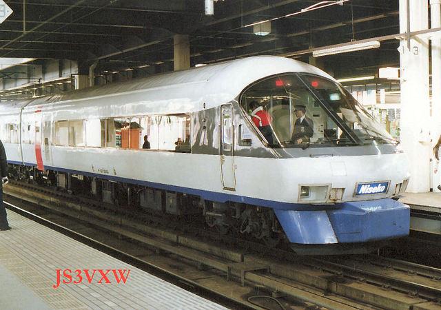 1988 JR北海道 ニセコエクスプレス③ キハ183 5002