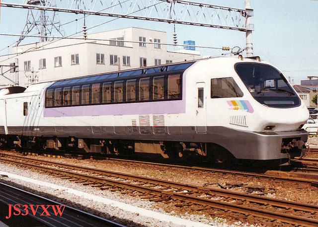 1992 JR北海道 ノースレインボーエクスプレス① キハ183 5202