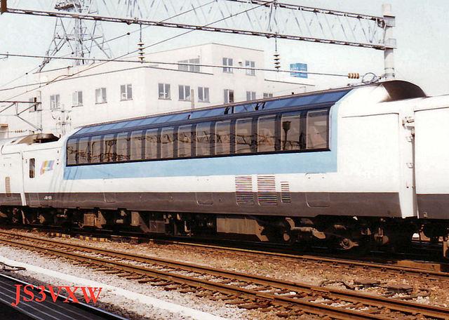 1992 JR北海道 ノースレインボーエクスプレス② キハ182 5251