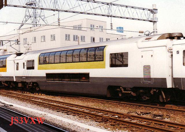 1992 JR北海道 ノースレインボーエクスプレス③ キサハ182 5201