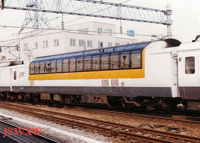 1992 JR北海道 ノースレインボーエクスプレス④ キハ182 5201