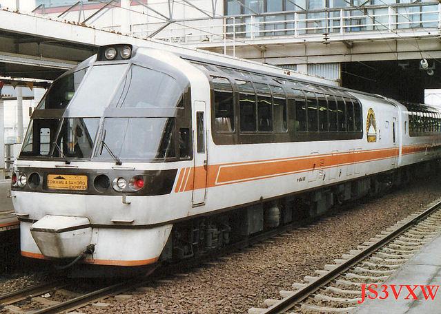 1987 JR北海道 トマム サホロ エクスプレス① キハ84 101