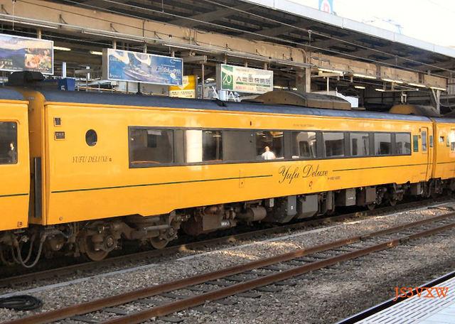 JR九州 H16 ゆふDX②  キハ182 1001