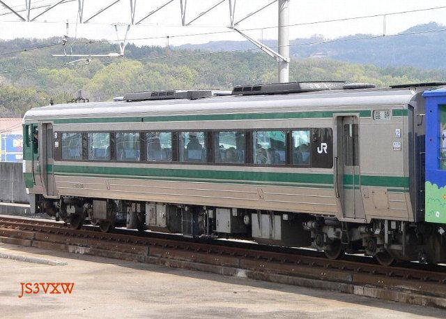JR四国 2006 アンパンマントロッコ用動力車兼控車 キハ185_26