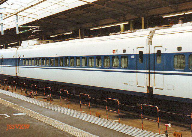 JR東海 新幹線 100系9000番台 X1編成⑫ 126-9004
