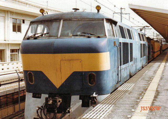 JR東海 新幹線事業用車両 911形ディーゼル機関車 911-2
