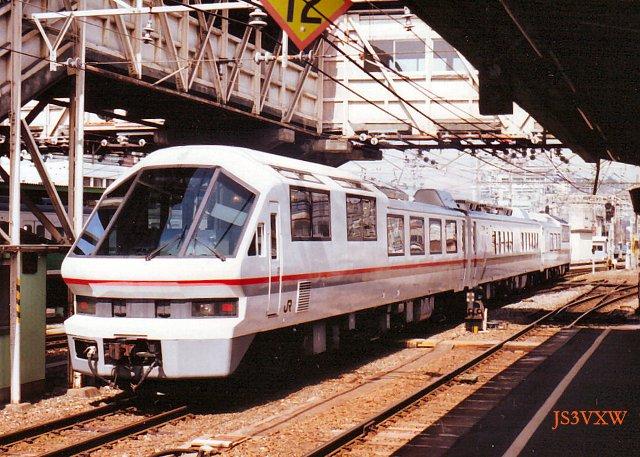 JR東海 1988 リゾートライナー