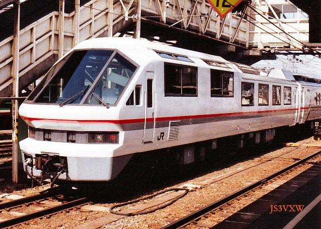 JR東海 1988 リゾートライナー① キロ82_801