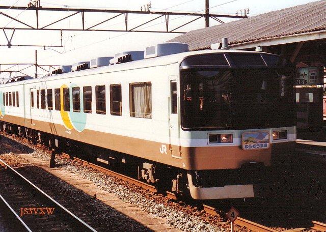 JR東海 1989 ゆうゆう東海① クハ165_701