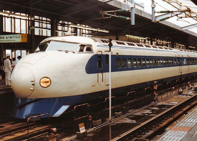 JR西日本 0系新幹線補遺 22-2025(R12編成=JRW)