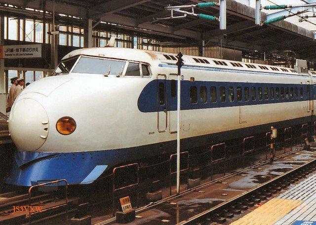 *JR西日本 0系 旧R17編成⑥ 22-1031
