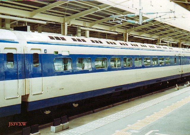 JR西日本 0系補遺-旧R20編成④ 26-585