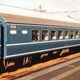 国鉄 20系寝台車(ホリデイパル) ナハネ20 701