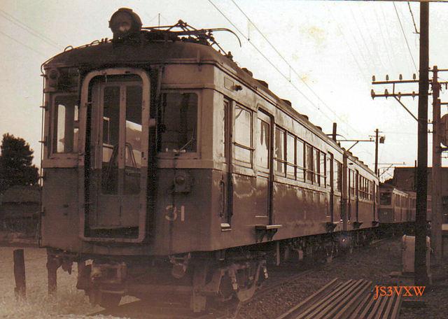 高松琴平電鉄 ① 長尾線志度線 旧30形 31