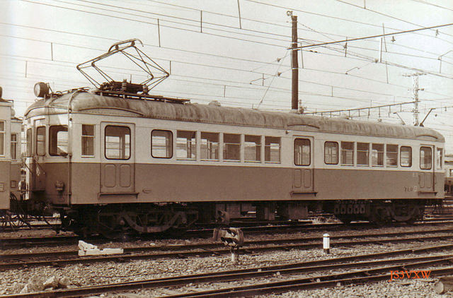 高松琴平電鉄 ① 長尾線志度線 740形 740