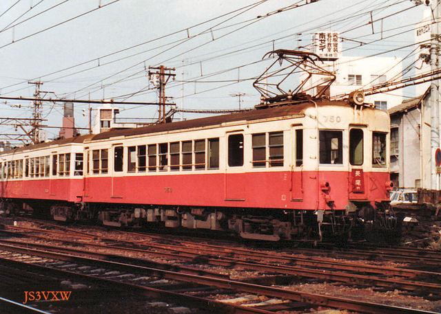 高松琴平電鉄①_長尾線志度線 750形 750