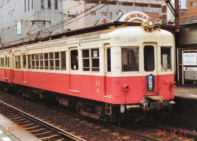高松琴平電鉄①_長尾線志度線 750形 760_