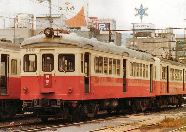 高松琴平電鉄①_長尾線志度線 890形 890