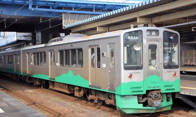 えちごトキめき鉄道 ET127系 V02編成② ET126-2 妙高はねうまライン用