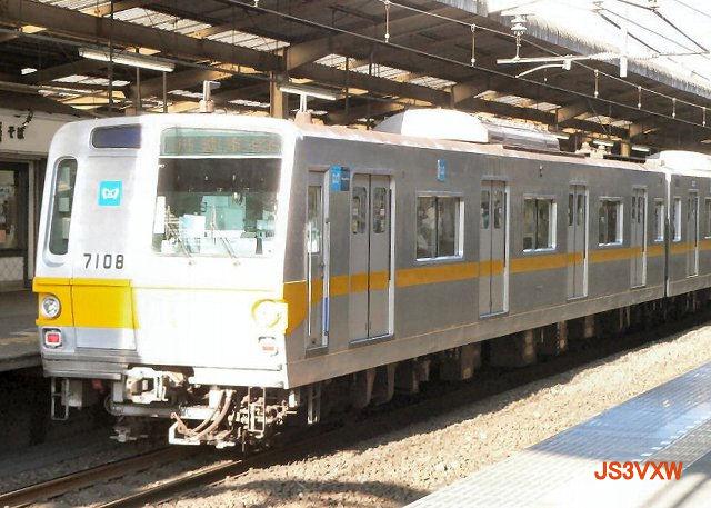 js3vxw.cocolog-nifty.com > S1 東京地下鉄(東京メトロ) 有楽町線 7000系