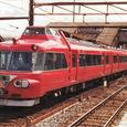 名鉄7500系パノラマカー なつかしの金山橋駅2 モ7504