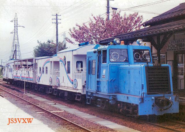 長良川鉄道 トロッコ列車  美濃白鳥 固定リンク   長良川鉄道 トロッコ列車