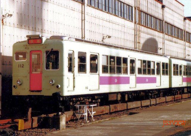 大阪市営地下鉄 千日前線用 100形 112