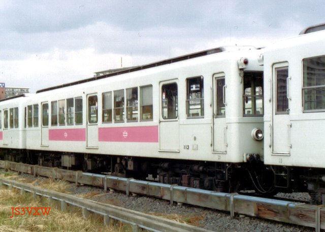 大阪市交通局1100形電車