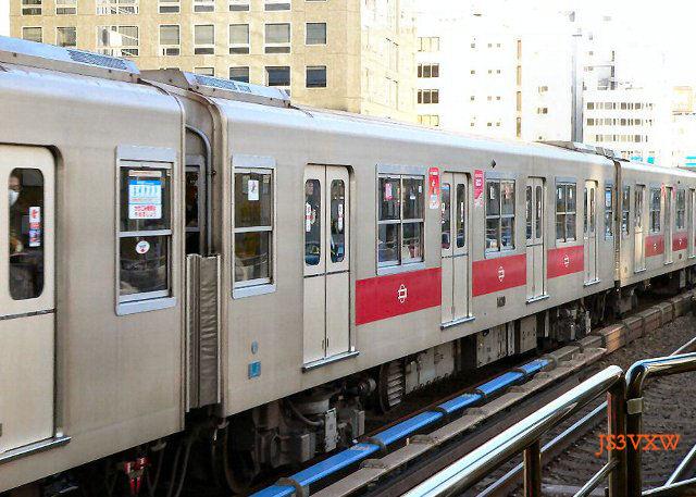 大阪市営地下鉄 10系 20F⑧ 1400形 1420