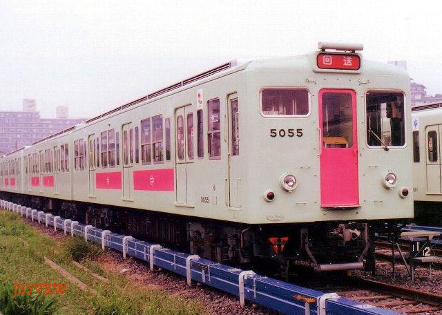 js3vxw.cocolog-nifty.com > S3 大阪市交通局(大阪市営地下鉄) 50系 谷町線、中央線、千日前線用
