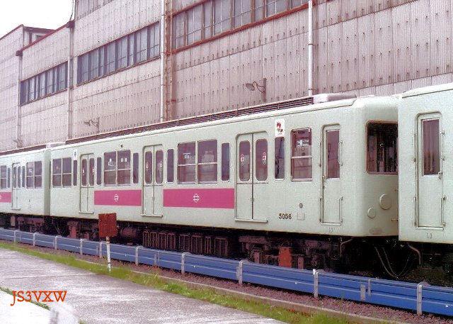 大阪市営地下鉄 50系56F 5000形 5056 千日前線用