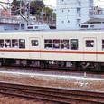 新京成電鉄 800形 807F② サハ850形 サハ858 95年の出力UP以前の編成=MT比1:1