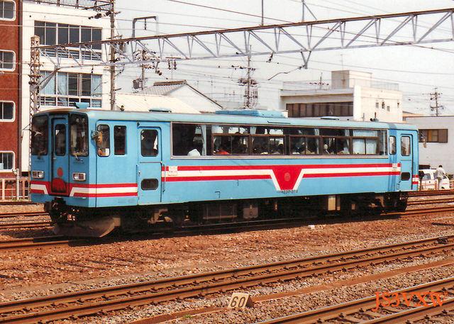 樽見鉄道_ハイモ230-310形 230-314