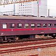 樽見鉄道 オハフ500形 503 レトロ塗装 もと国鉄 オハフ33-110