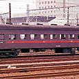 樽見鉄道 オハフ500形 504 レトロ塗装 もと国鉄 オハフ33-112