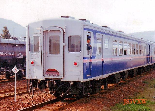 樽見鉄道 オハフ800形 801 もとJR四国 オハフ50形