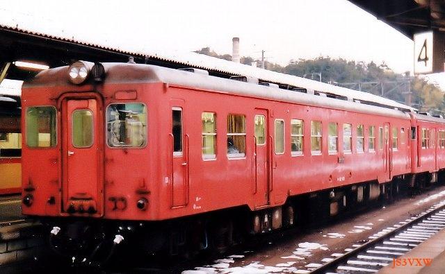 K 日本国有鉄道 キハ20系気動車